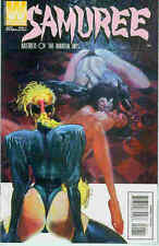Samuree # 1 (of 2) (Windjammer/Acclaim Comics USA, 1995)
