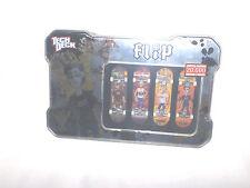 Tech Deck Flip 4er-Set Skateboards+Holder 12er,Limited 20.000x  -Neu,OVP,Lizenz
