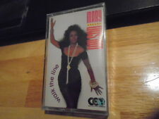 SEALED RARE OOP Mary Wilson CASSETTE TAPE Walk The Line SUPREMES AKO Mack soul !