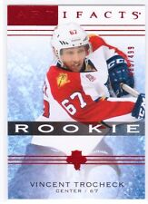 2014-15 Upper Deck Artifacts Ruby Red #150 Vincent Trocheck RC #/499