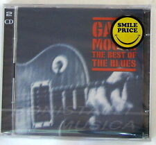GARY MOORE - THE BEST OF THE BLUES - Double CD Sigillato