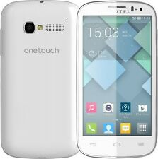ALCATEL One Touch pop c3 BIANCO 4033D SMARTPHONE DUAL SIM Bluetooth GPS 4GB