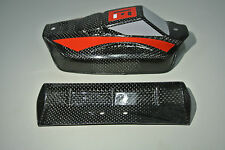 LOSI 1/14 MINI 8IGHT EIGHT 2XCFL REAL CARBON FIBER RACE  BODY REAR SPOILER COMBO
