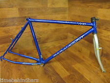 """VINTAGE PARAMOUNT SERIES R30 LUGGED CR-MO STEEL 26"""" CANTILEVER MTB FRAME SET 18"""""""