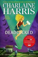 DEADLOCKED: A Sookie Stackhouse Novel 12 by Charlaine Harris 2012, HARDCOVER