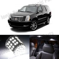 11 Light Bulb - White SMD LED Interior Package Kit - Cadillac Escalade