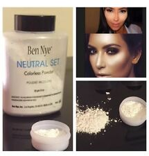 100% Original Ben Nye neutral conjunto Powder ❤ Libre Post ❤ 5g muestra