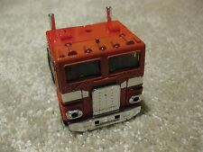 OPTIMUS PRIME PRE-RUB CAB LOT VINTAGE G1 ORIGINAL TRANSFORMER!