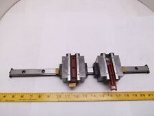 THK Co. CSR20-002515 2-way Linear Ball Bearing Pillow Blocks with One 440mm Rail