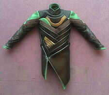 HOT Toys MONDO OSCURO Loki Camicia & petto PIASTRA Loose SCALA 1/6th