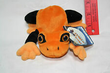 HALLOWEEN BEANIE BOPPERS, BLACK & ORANGE TREE FROG - Ages 3 & up Boy, Girl