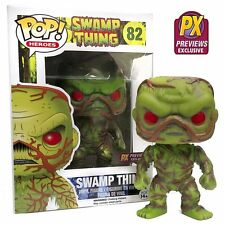 Funko Pop Heroes: Swamp Thing Exclusive Vinyl Figure