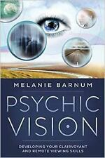 New, Psychic Vision: Developing Your Clairvoyant and Remote Viewing Skills, Barn