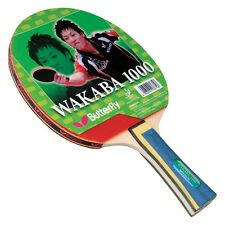 Butterfly Wakaba 1000 Table Tennis Ping Pong Racket w/ FREE Shipping