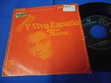 IMCA MARINA - Y VIVA ESPANA - PORTUGAL 45 SINGLE