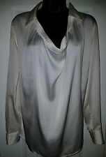 Stunning Silky Blouse by Vince Camuto Size Small