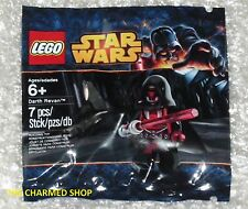 "Star Wars Lego Mini Figure DARTH REVAN 5002123  New Sealed  BNIP "" KOTOR "" Reven"