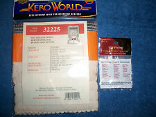 KEROWORLD  KC2400,01,04,KW24  KEROSENE HEATER Wick & Igniter TUNE-UP KIT - NEW!!