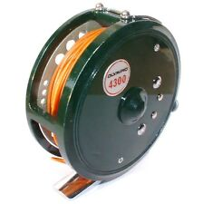 Rare Vintage 1980s Olympic 4300 Fly Fishing Reel - Lovely Condition NO RESERVE
