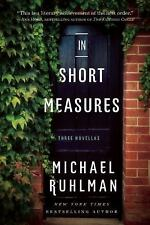 In Short Measures and Strong Conspirators by Michael Ruhlman (2015, Hardcover)