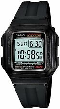 Casio Men's Digital Resin Strap Calendar  Watch, Black
