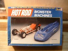 HOT ROD MONSTER MACHINES SHOWBOAT CHALLENGER 1~REVELL  #7501~1/25~FACTORY SEALED