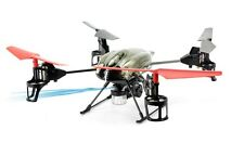 V979 with Spray pistol 5-CHANNEL 4-axis DRONE / QUADROCOPTER 2,4 GHz Helicopter