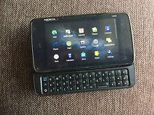 Nokia N Series N900 - 32GB - Black (Unlocked) GSM *VINTAGE* * SUPER RARE*