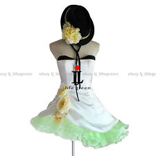 VOCALOID Camellia Cosplay Costume Clothing Uniform Cos Clothes
