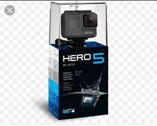 Go Pro Hero Black 5 4K Brand New Touch Display Camera