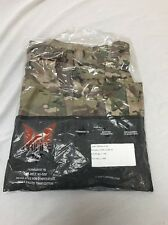 Drifire 2-Piece Fire-Resistant Flightsuit Pant Multicam Size Small Long