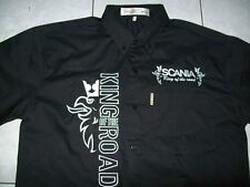 Nuevo scania King of the road mod.3 fan-camisa camiseta blouse camisa chemise skjorta