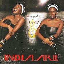 Testimony, Vol. 2: Love & Politics by India.Arie (CD, Feb-2009, Universal...
