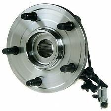 Jeep Grand Cherokee Commander Front Wheel Bearing Hubs Assembly With ABS 05-09