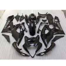 Opar Injection For Suzuki GSXR 1000 K5 K6 2005 2006 Bodywork Fairing ABS Black