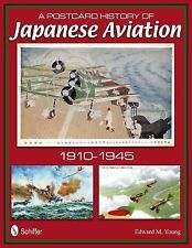 Book - A Postcard History of Japanese Aviation: 1910-1945