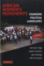 NEW - African Women's Movements: Transforming Political Landscapes