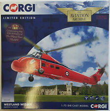 Corgi Aviation Westland Wessex Queen's Flight AA37609 (90th Birthday)