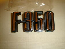 73-76 Ford F-350 Outside Molding Chrome