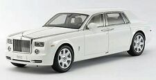 Kyosho Rolls Royce Phantom Extended Wheelbase English White 1:18*Almost Sold Out