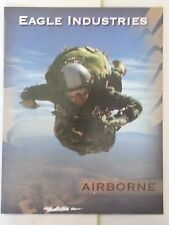 Eagle Industries AIRBORNE Product Leaflet /  Parachute Drop Bag, Assault Pack