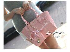 Hello Kitty Leather handbag Girl/Lady Bag Christmas Party Bag 6 Colors