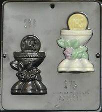 Chalice and Host Chocolate Candy Mold Religious  419 NEW