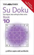 The Times Su Doku Book 10, Sudoku Syndication