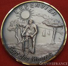 MED3325 - MEDAILLE VELO L'EPERVIER PAYS DES MAURES - FRENCH MEDAL
