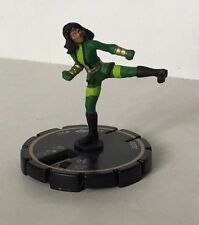 HeroClix UNLEASHED #211  JADE  LE GOLD RING DC