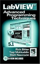LabVIEW: Advanced Programming Techniques-ExLibrary