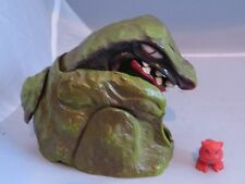 Vintage 1985 ROCKS & BUGS & THINGS - Trapasaurus figure, MordIe, Ideal