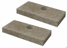 Quadra-Fire Bricks with Holes SRV435-0800 4100i Wood Insert