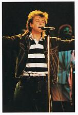 THREE for PRICE OF ONE  PAUL YOUNG ,HIGH QUALITY+VALUE GLOSS POSTCARD NEW FREEpp
